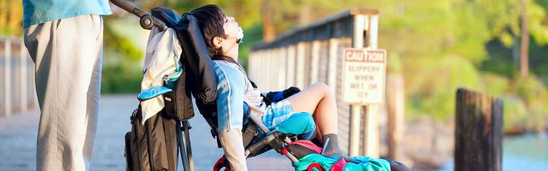 Garde enfants en situation de handicap