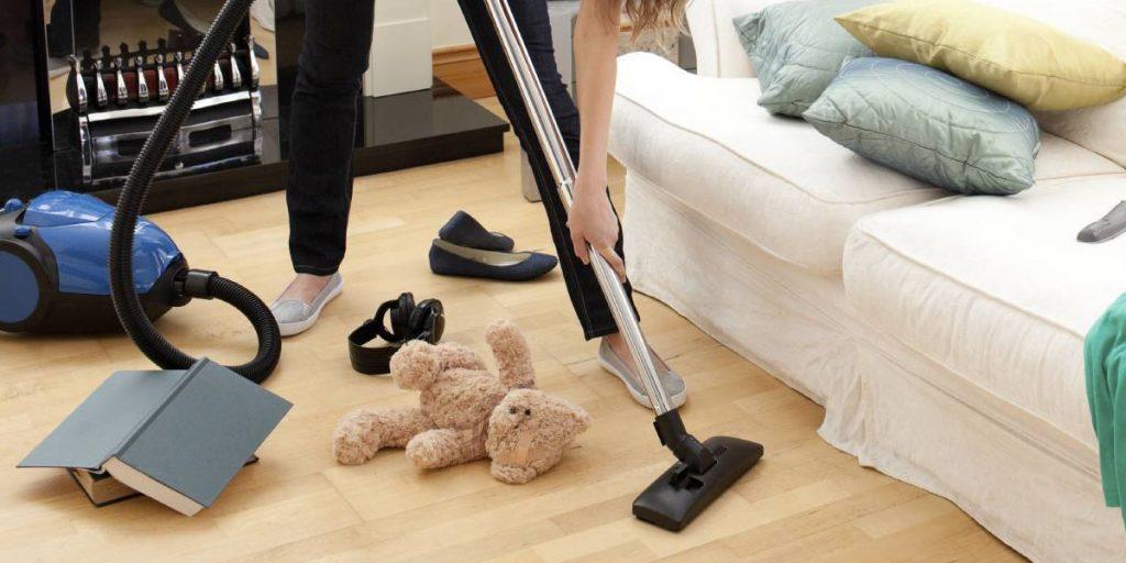 Ménage professionnel