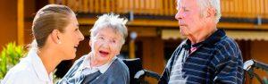 Assistance aux personnes âgées