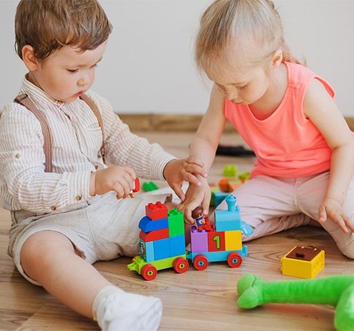 Garde d'enfant bilingue : les avantages d'une garde en anglais dès tout petit