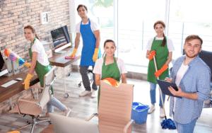 Nettoyage de bureau à Nantes